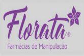 Logo Florata Farmácia de Manipulação