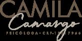 Logo CAMILA CAMARGO PSCÓLOGA