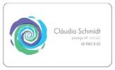 Logo Cláudia Schmidt