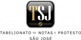 Logo Tabelionato de Notas e Protesto de Titulos de São José